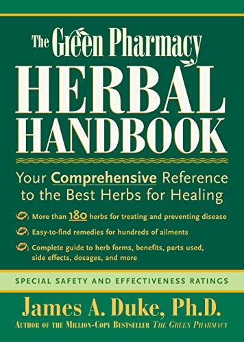 Download Pdf The Green Pharmacy Herbal Handbook Ebook Reader By