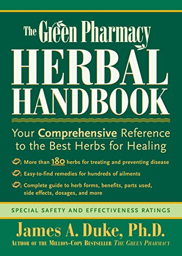Download pdf the green pharmacy herbal handbook ebook reader by download pdf the green pharmacy herbal handbook ebook reader by james a duke book098 fandeluxe Gallery