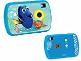 Lexibook Disney Finding Dory Marlin 1.3 MP Digital Camera, LCD screen, memory to store up to 624 pictures, video mode, Blue, DJ017DO