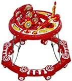 Amardeep and Co Baby Walker (Red)