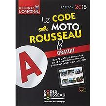 Code Rousseau moto 2018