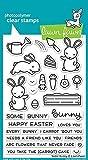 """Lawn Fawn, clear stamp, some bunnyJeder Hase braucht ein süßes Stempelset in seinem Bastelraum! Dieses Set ist ideal für Ostern, Freundschaftskarten und """"Ich liebe dich"""" -Karten. 29 Stempeldazu passende Stanzschablone: LF1588Made with care in the USA..."""