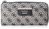 Guess Bobbi, Women's Wallet, Black (Black Logo/Blo), 21x10x2 cm (W x H L)