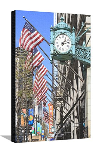 marshall-field-building-clock-state-street-chicago-illinois-united-states-of-america-leinwand-von-am
