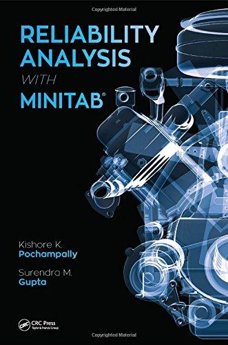 Reliability Analysis with Minitab por Kishore Kumar Pochampally