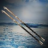 DH Palo Di Mare Puro Di Carbonio Super Duro 2.12.42.7 M 3.03.6 Metri Di Canna da Pesca,2.1m