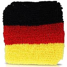 Deutschlandflagge für Außenspiegel Deutschland WM Germany Fußball Handball