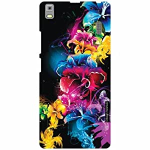 Design Worlds Lenovo K3 Note PA1F0001IN Back Cover Designer Case and Covers