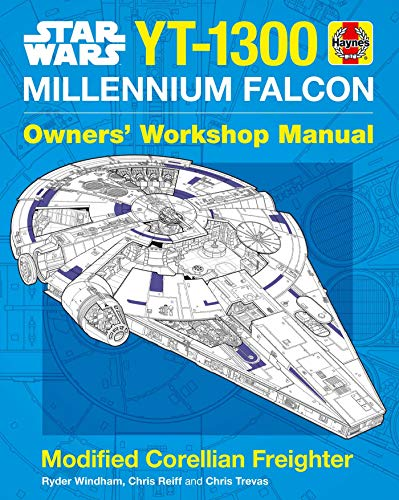 Star Wars: Millennium Falcon: Owner's Workshop Manual (Haynes Owners' Workshop Manual) por Ryder Windham