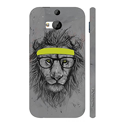Enthopia Designer Hardshell Case WILD ON THE FIELD Back Cover for HTC One M8  available at amazon for Rs.95