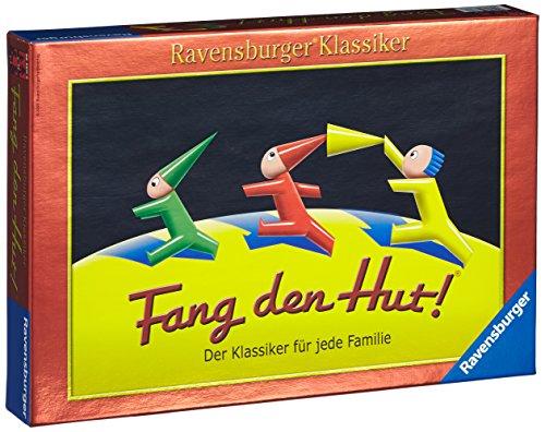 Ravensburger 26360 - Klassiker Fang den Hut