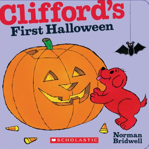 loween (Clifford Board Books) (Halloween-geschichten Online)