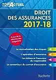 Telecharger Livres Top Actuel Droit des assurances 2017 2018 (PDF,EPUB,MOBI) gratuits en Francaise