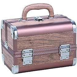 """1PLUS Beauty case / Kosmetikkoffer / Schminkkoffer """"New York"""""""