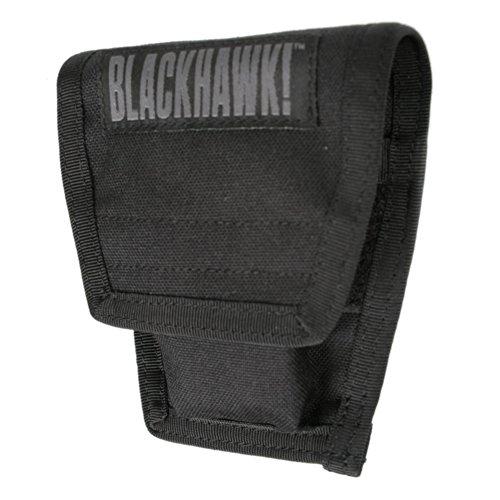 Bh Streik Dbl Handcuff Pch W / Blk Sc (Keeper Blackhawk Belt)