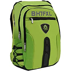 "Keep Out Gaming BK7FGXL Mochila para portáil Gaming de 17"", Verde"