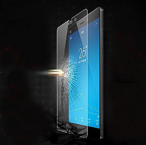 PREVOA ® 丨Protection d'Ecran Blindée 9H pour Xiaomi Mi Note / Mi Note Pro (5,7