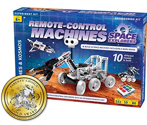 Thames & Kosmos Fernsteuerung Maschinen: Space Explorers Science Kit