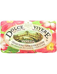 Nesti Dante Lot de 3 savons Dolce vivere Venezia 3 x 250 g