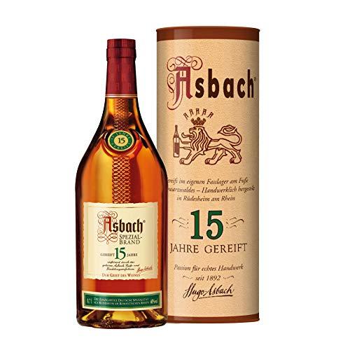 Asbach Spezialbrand 15 Jahre in Geschenkpackung (1 x 0.7 l)
