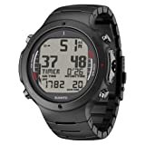 Suunto D6i - All Black Steel