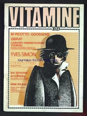 VITAMINE BD [No 1] du 01/05/1979 - MR PI...