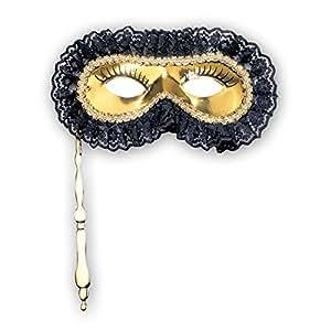 masque vénitien baroque doré masque de Carnaval masque pour déguisement masque baroque Venise loup