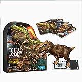 L&U Modelo de Dinosaurio, película de Jurassic Tyrannosaurus, Juego...