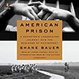 American Prison - A Reporter's Undercover Journey into the Business of Punishment - Penguin Audio - 18/09/2018