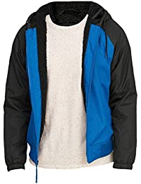 Hollister - Homme - All-Weather Sherpa Hoodie Veste Jaquette - Manche Longue