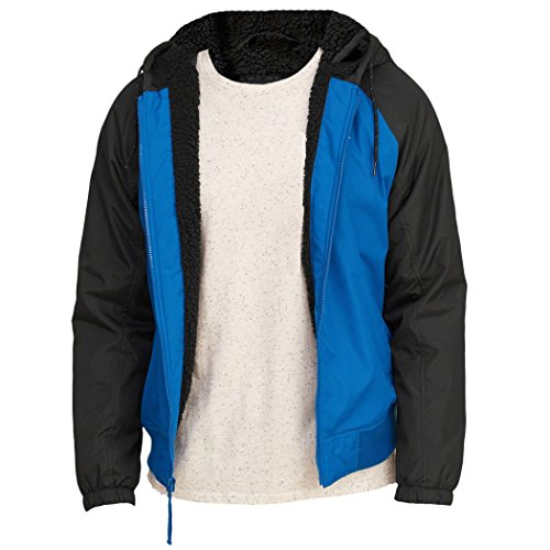 hollister-homme-all-weather-sherpa-hoodie-veste-jaquette-longue-taille-x-large-bleu-624407546
