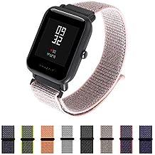 ofertas exclusivas variedad de diseños y colores Mitad de precio Amazon.es: correa reloj amazfit bip - 1 estrella y más