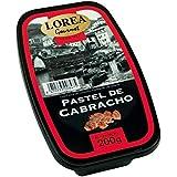 Lorea Gourmet - Pastel de Cabracho. Bandeja de 200g.