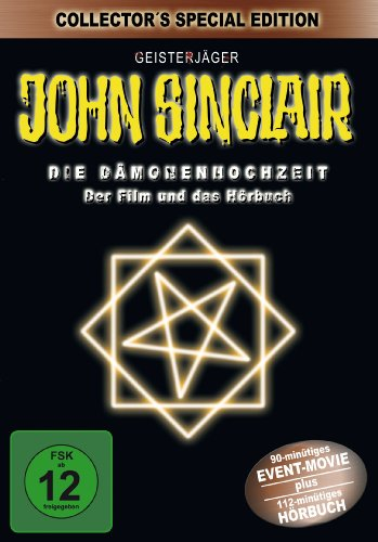 John Sinclair - Die Dämonenhochzeit (Spielfilm+Hörbuch)