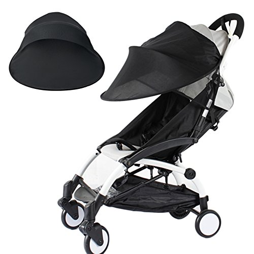 fbede937661 Summer Infant Rayshade UV Protective Stroller Cover Baby Universal Cloth  Sunshade Extender Umbrella Canopy Awning Shelter
