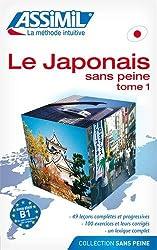 Le Japonais sans Peine - Tome 1 ; Livre