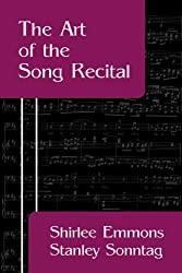The Art of the Song Recital