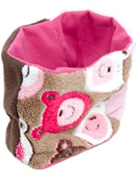 brit-M 14013KL | PATCHWORK TEDDY Kinder Kurz-Loop (3-10 Jähr.) bei Label