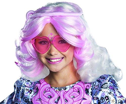 Rubie's 352914 - Viperine Gorgon Child Wig, Perücken -