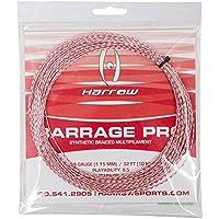 Harrow barrage Pro Corde de squash Lot de 18/1,15mm