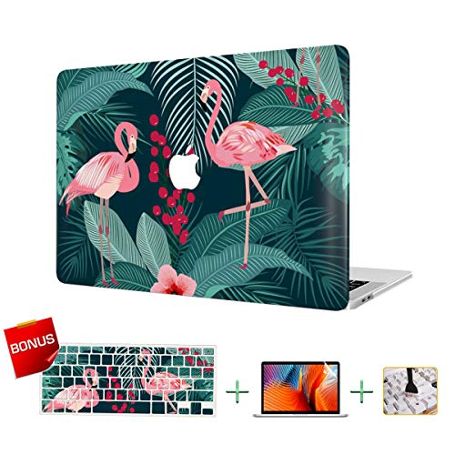 MacBook Case Laptop Hülle Hard Shell Cover Keyboard Cover Screen Protector for MacBook Pro 15
