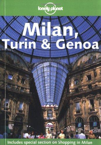 Milan, Turin & Genoa (en anglais)