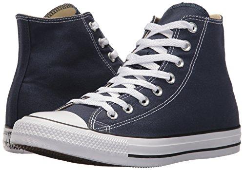 Converse Chuck Taylor All Star, Unisex-Erwachsene Hohe Sneakers, Blau (Navy Blue), 38 EU - 6