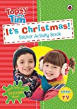 Best Christmas Books For Toddlers - It's Christmas!: A Ladybird Topsy And Tim Sticker Review