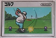 "Golf ""Famicom"" Nintendo [Import Japan]"