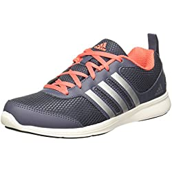 Adidas Women's Yking W Trablu/Silvmt/Eascor Running Shoes - 5 UK/India (38 EU)