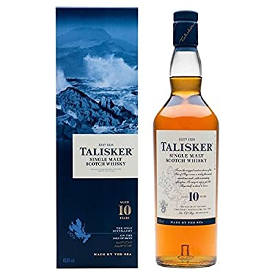 Talisker 10 Year Old Malt 70cl - (Pack of 2)