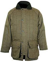 TOWN & COUNTRY CLOTHING STORE Country Casuals Mens Shooting/Hunting Tweed Jacket
