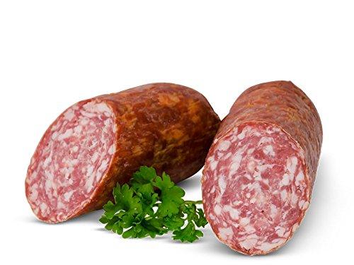 1 kg Dauerwurst Kombipaket fein&grob