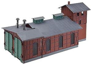 FALLER 120161  - Casa de máquinas, de 2 posiciones importado de Alemania